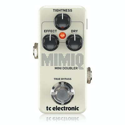 TC Electronic Mimiq Mini Guitar Doubler Pedal