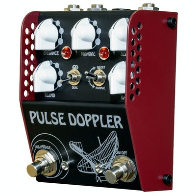 ThorpyFX Pulse Doppler Analogue Phaser, Vibrato & Tremolo Pedal