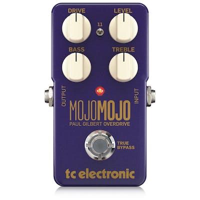 TC Electronic MojoMojo Paul Gilbert Edition Overdrive Pedal