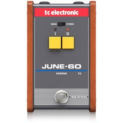 TC Electronic June-60 V2 Stereo Chorus Pedal