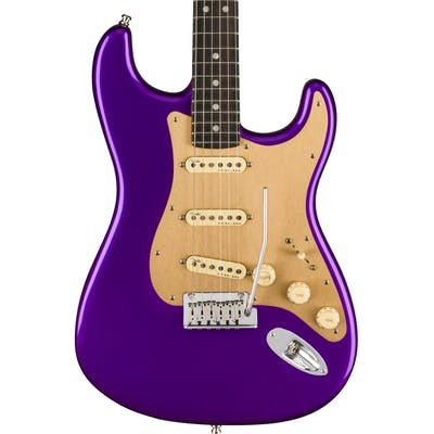 Fender FSR American Ultra Stratocaster in Plum Metallic