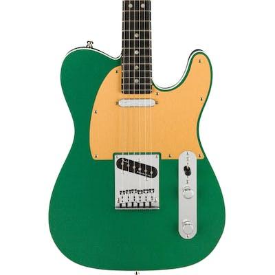 Fender FSR American Ultra Telecaster in Mystic Pine Green
