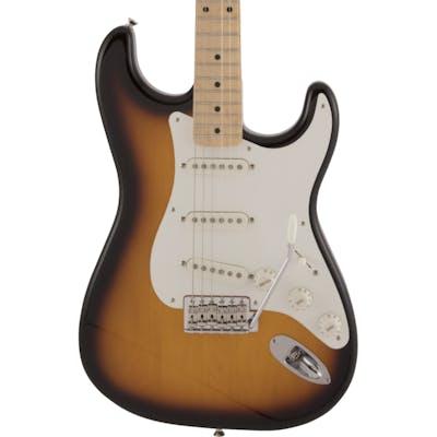 Fender MIJ Traditional '50s Stratocaster in 2-Colour Sunburst