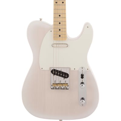 Fender MIJ Traditional '50s Telecaster in White Blonde