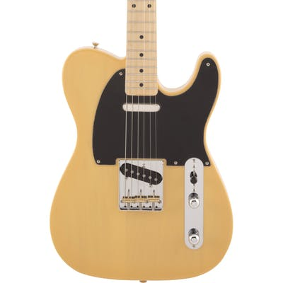 Fender MIJ Traditional '50s Telecaster in Butterscotch Blonde