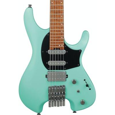 Ibanez Q54-SFM Q Series Headless Electric Guitar HSS in Sea Foam Green Matte