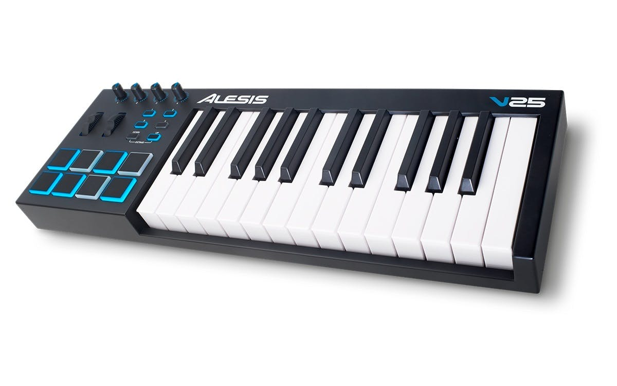 Alesis V Mini 25 Usb Music Production Controller Pro-audio Equipment Audio/midi-controller