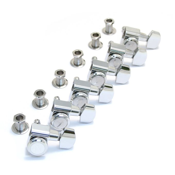 Fender Locking Tuners >> Fender Schaller Locking Tuners Chrome Andertons Music Co