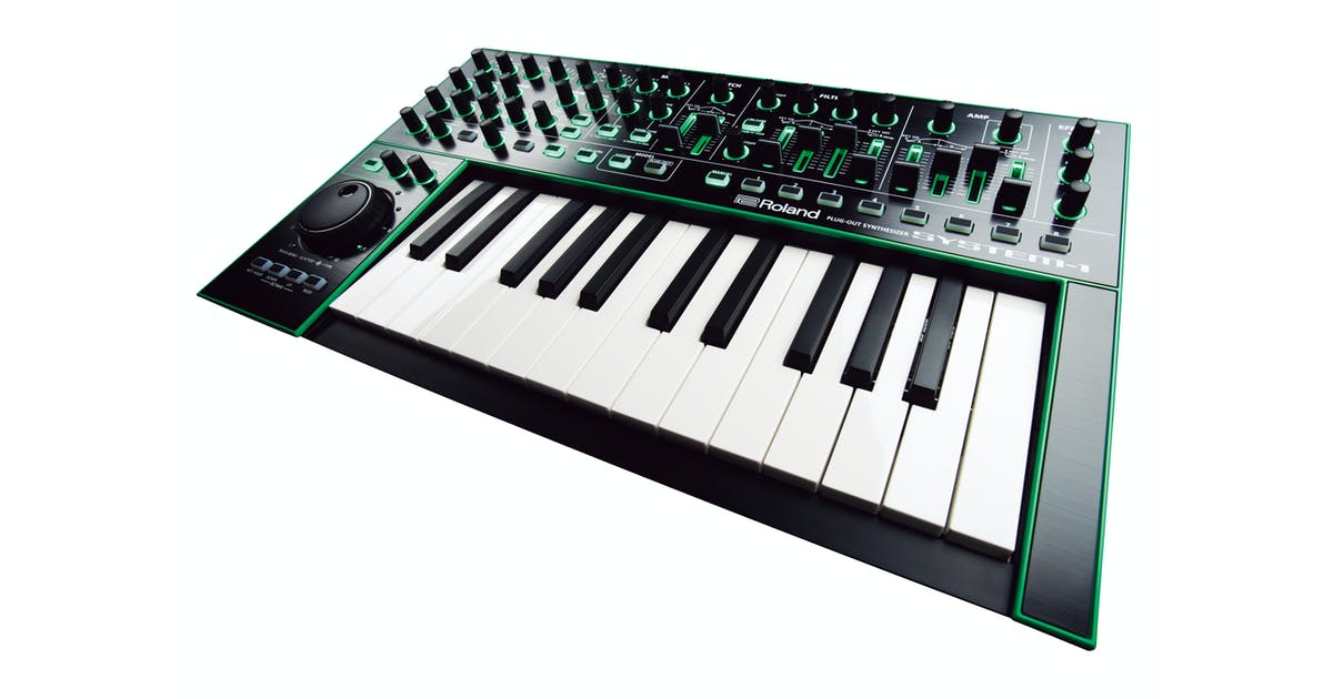 Roland / AIRA SYSTEM-1 - Plug Out Synthesizer - Andertons