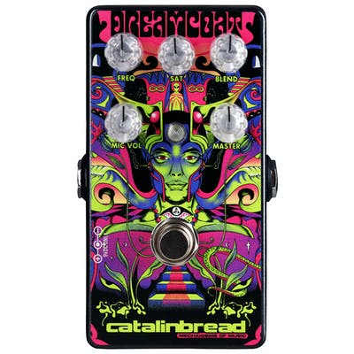 Catalinbread Dreamcoat Preamp/Overdrive Pedal