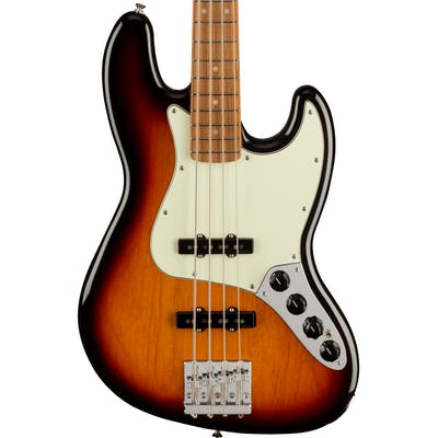 Fender Player Plus Jazz Bass in 3-Colour Sunburst
