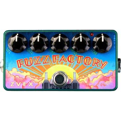 ZVEX Effects Vexter Fuzz Factory Pedal