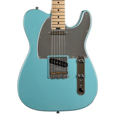 Iconic Guitars Vintage Modern T in Aged Ice Blue Metallic
