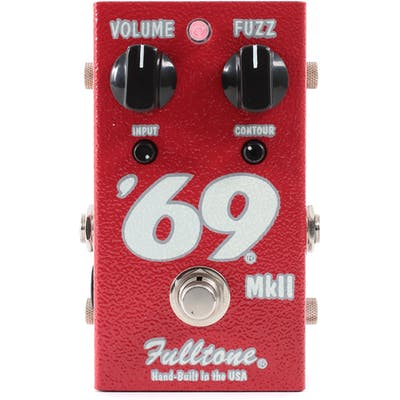 Fulltone 69 mkII Fuzz Pedal
