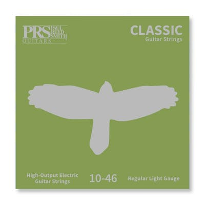 PRS Classic Electric Guitar Strings - Light 10-46