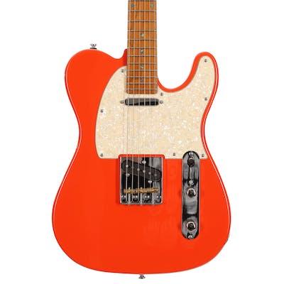 Sire Larry Carlton T7 Electric Guitar in Fiesta Red