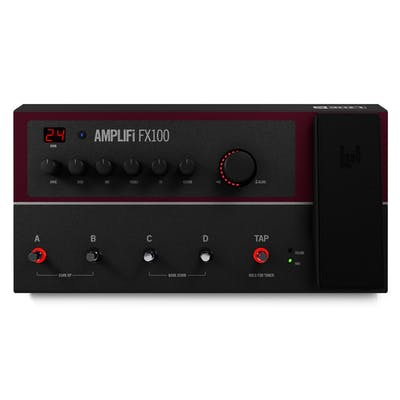 Line 6 Amplifi FX100 Floor Guitar Effects Unit