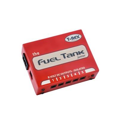 T REX Fuel Tank Junior 5 Way Pedal Power Supply