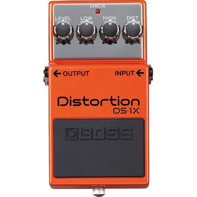 BOSS DS-1X Distortion Pedal