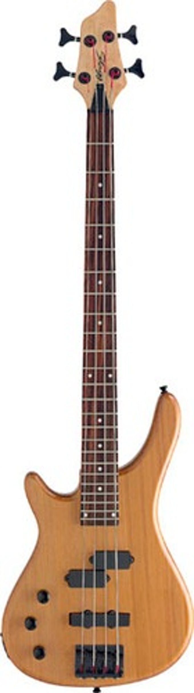 Stagg Bc300 Left Handed Fusion Bass Guitar In Natual Andertons
