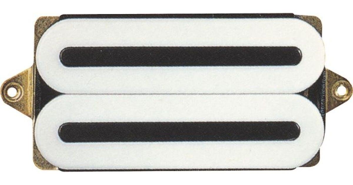 dimarzio dp102 x2n humbucker in white andertons music co. Black Bedroom Furniture Sets. Home Design Ideas