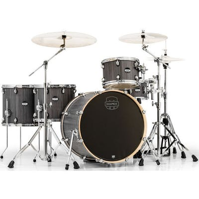 Mapex Mars Series Crossover Drum Kit in Smokewood Finish