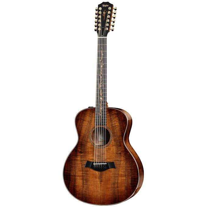 Taylor GSKE12 12 String Grand Symphony Electro Acoustic Koa/ Sitka