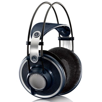 AKG K702 Reference, Open, Over-ear Studio Headphones