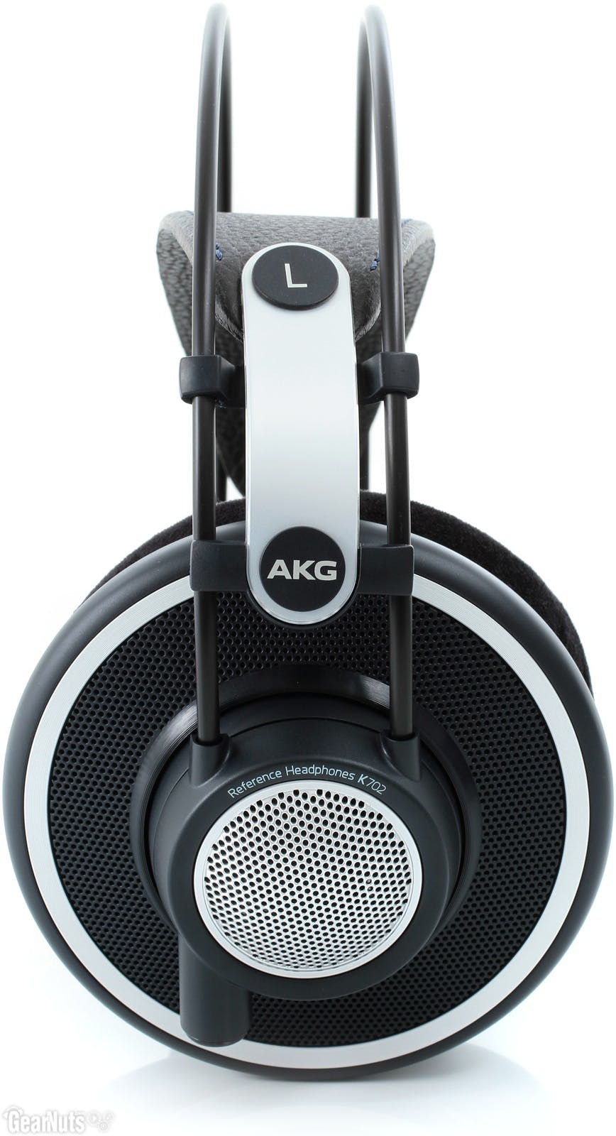 4143bdc6566 AKG K702 Reference, Open, Over-ear Studio Headphones - Andertons Music Co.