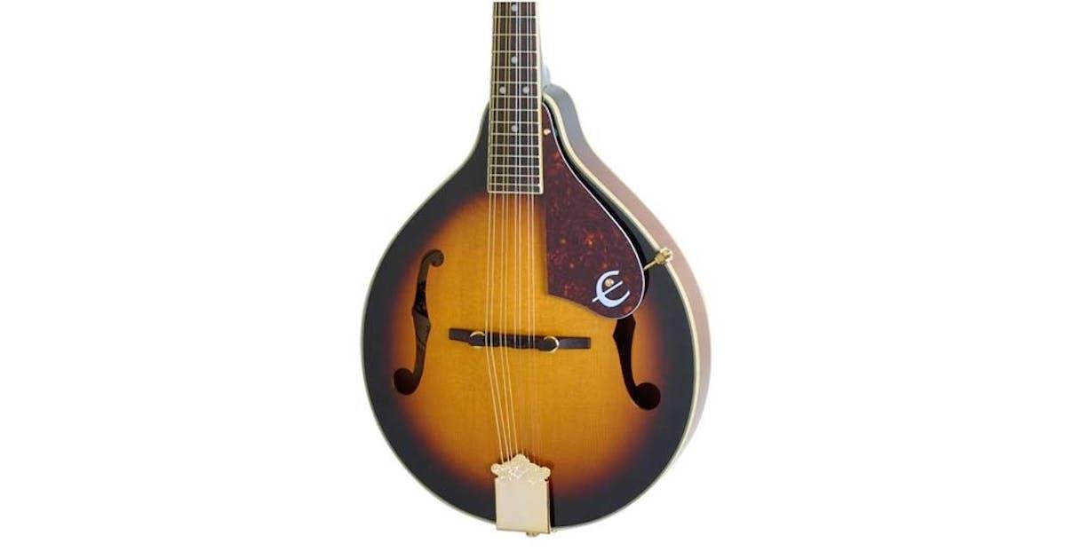 Epiphone MM30 Mandolin - Andertons Music Co