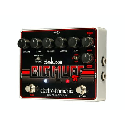 Electro Harmonix Deluxe Big Muff Foot Pedal