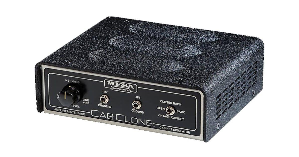 mesa boogie cab clone speaker simulator load box 8 ohm andertons music co. Black Bedroom Furniture Sets. Home Design Ideas