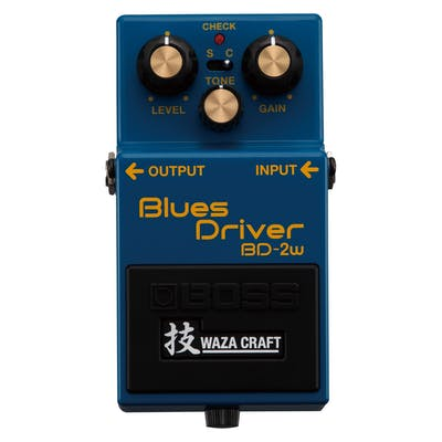 BOSS BD-2w Blues Driver Guitar Effects Pedal