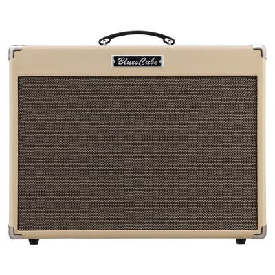 Roland Blues Cube Artist 80 Watt Guitar Amp in Blonde
