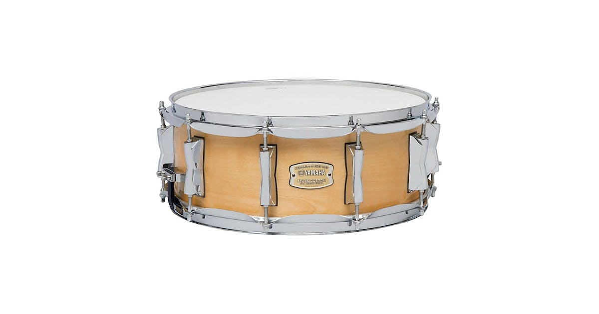 yamaha stage custom birch snare 14x5 5 in natural wood andertons music co. Black Bedroom Furniture Sets. Home Design Ideas