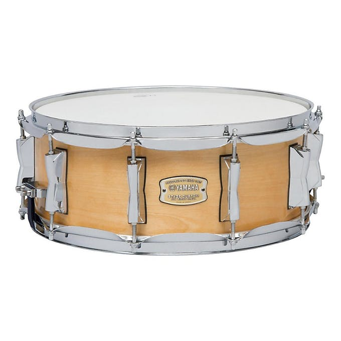 399a8a8be959 Yamaha Stage Custom Birch Snare 14x5.5 in Natural Wood ...