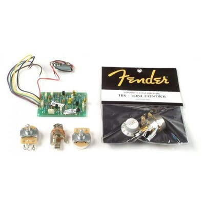 Fender 25db Stratocaster Mid Boost Kit for Eric Clapton Strat