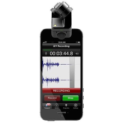Rode iXY Lightning iOS Stereo Microphone