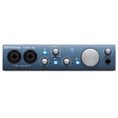 Presonus AudioBox iTwo iPad-compatible Audio Interface