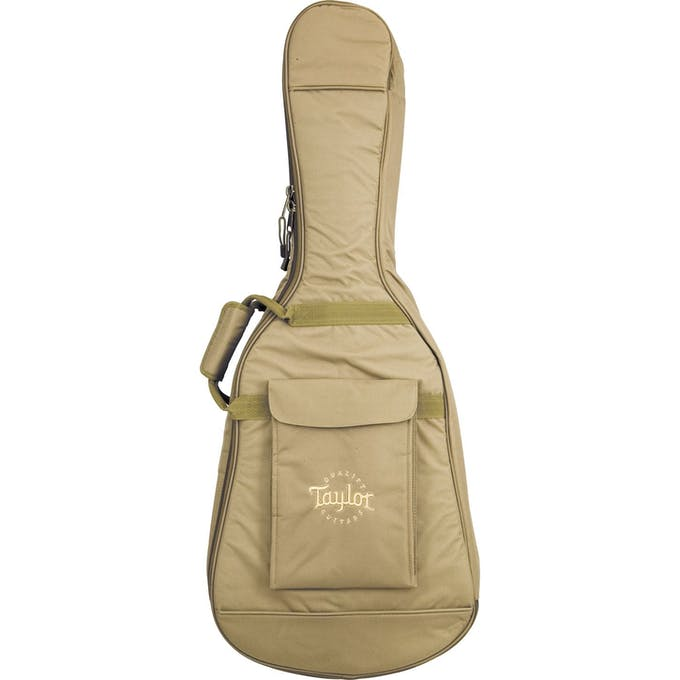 1df2128baf Taylor Padded Gigbag Tan for Dreadnought / Auditorium sized ...
