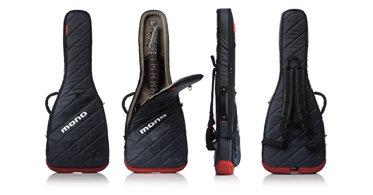 Mono M80-VEG Vertigo Electric Guitar Case - Steel Grey - Andertons ...