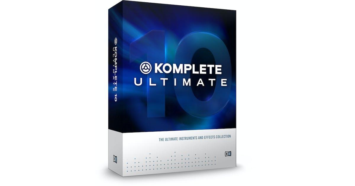 komplete 10 ultimate serial number