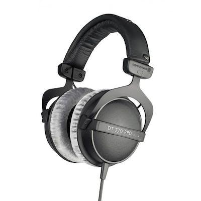 Beyerdynamic DT770 Pro Closed Back Headphones 80 Ohms