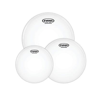 Evans G2 Fusion Coated Tom Batter Head Pack