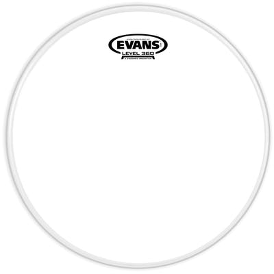 Evans Sd 13 Reverse Dot Power Centre Drum Skin