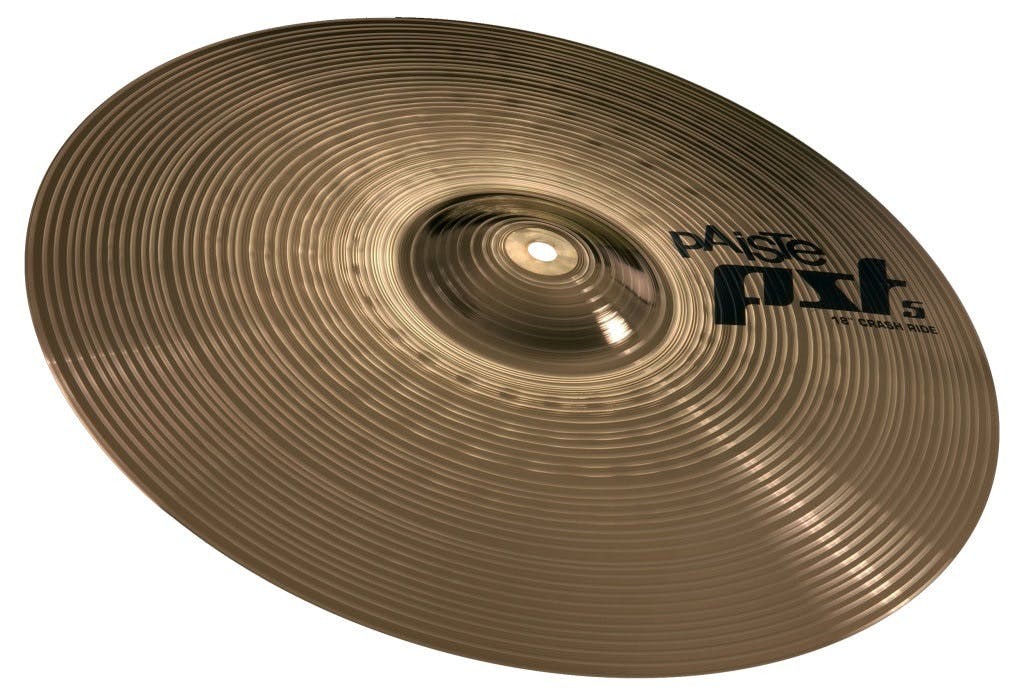 "Paiste 18/"" PST5 Crash Ride Cymbal PST5NCRR18"