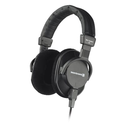 Beyerdynamic DT250 Closed Back Headphones (80 Ohms)