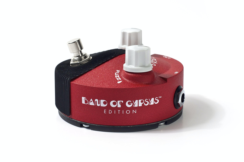 Dunlop Jimi Hendrix Band Of Gypsys Mini Fuzz Pedal - Andertons Music Co