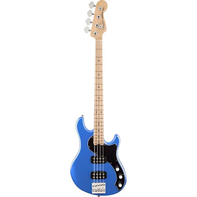 Fender American Standard Dimension Bass IV HH Ocean Blue Metallic