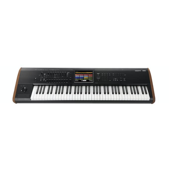 Korg Kronos 2 73 Key Synthesizer & Workstation - Andertons Music Co